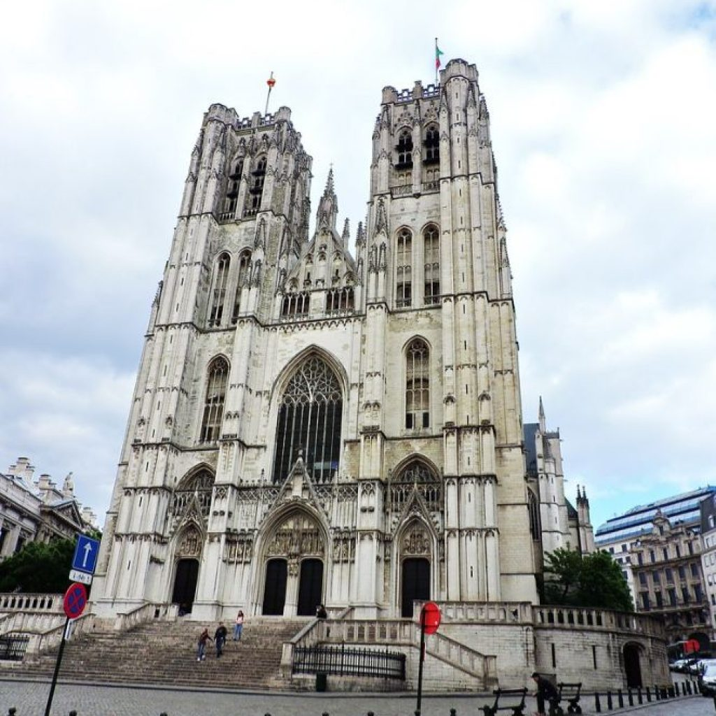 saints michel and gudule cathedral