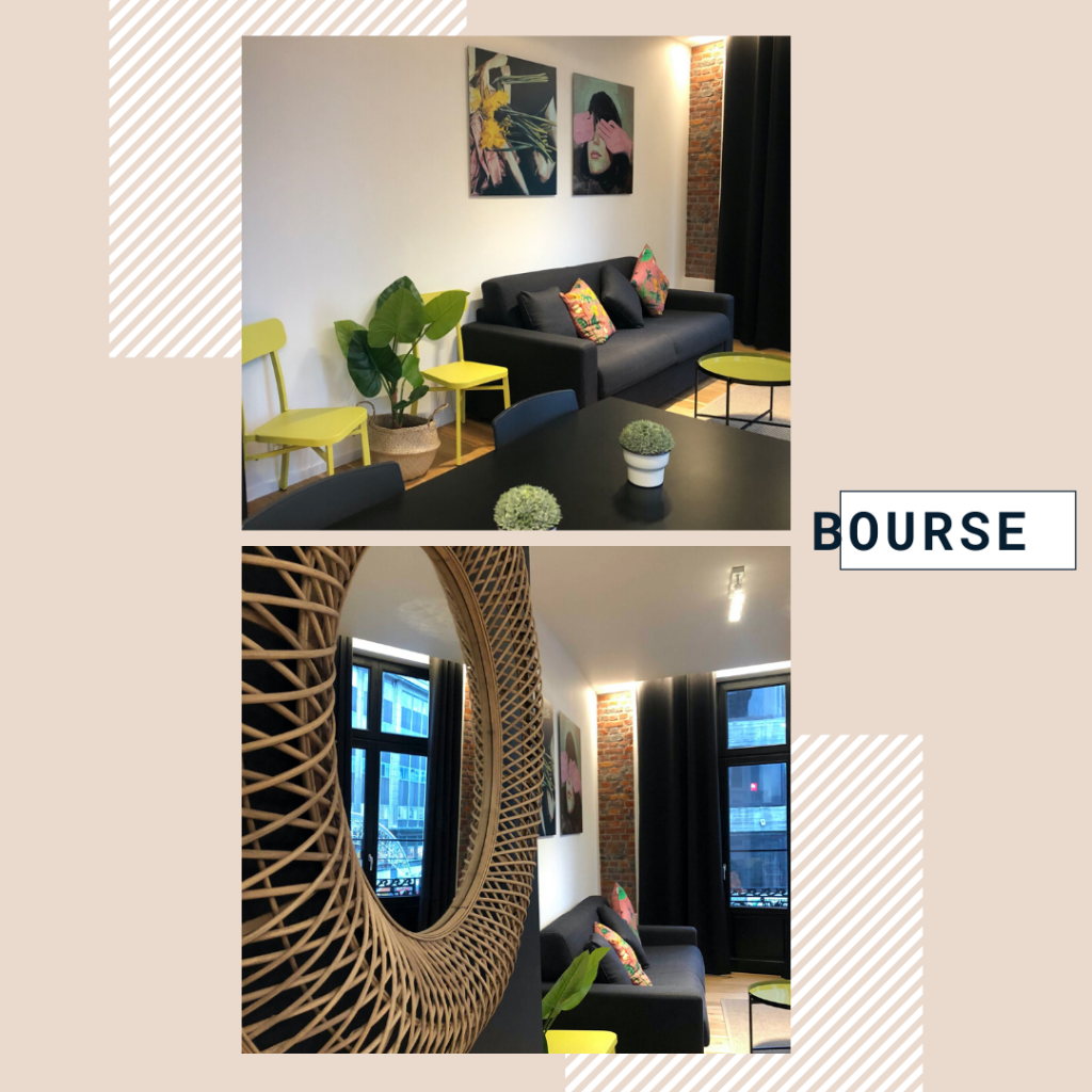 NewS February Smartflats apartments rental: Bourse